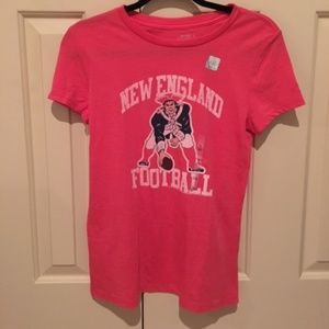 NWT New England Patriots Women's Tshirt Size S